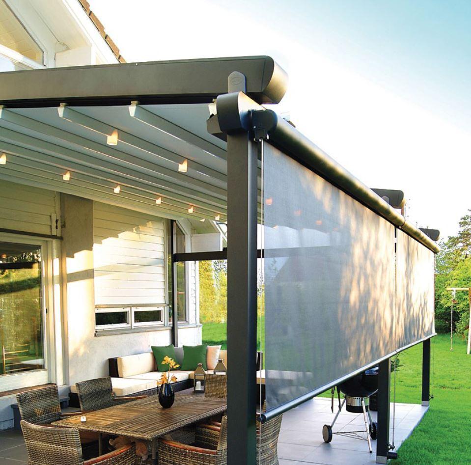 Terrassenüberdachung - pro qm
