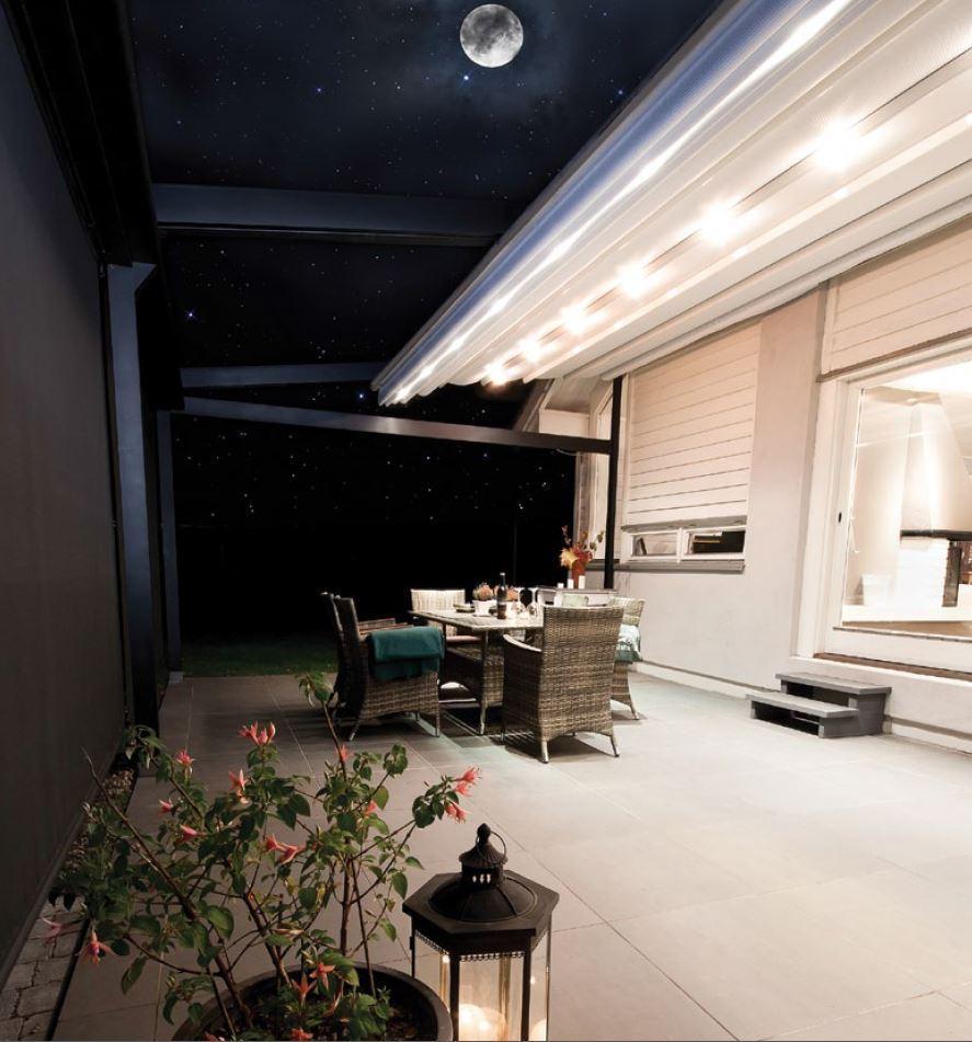 Terrassenüberdachung   pro qm