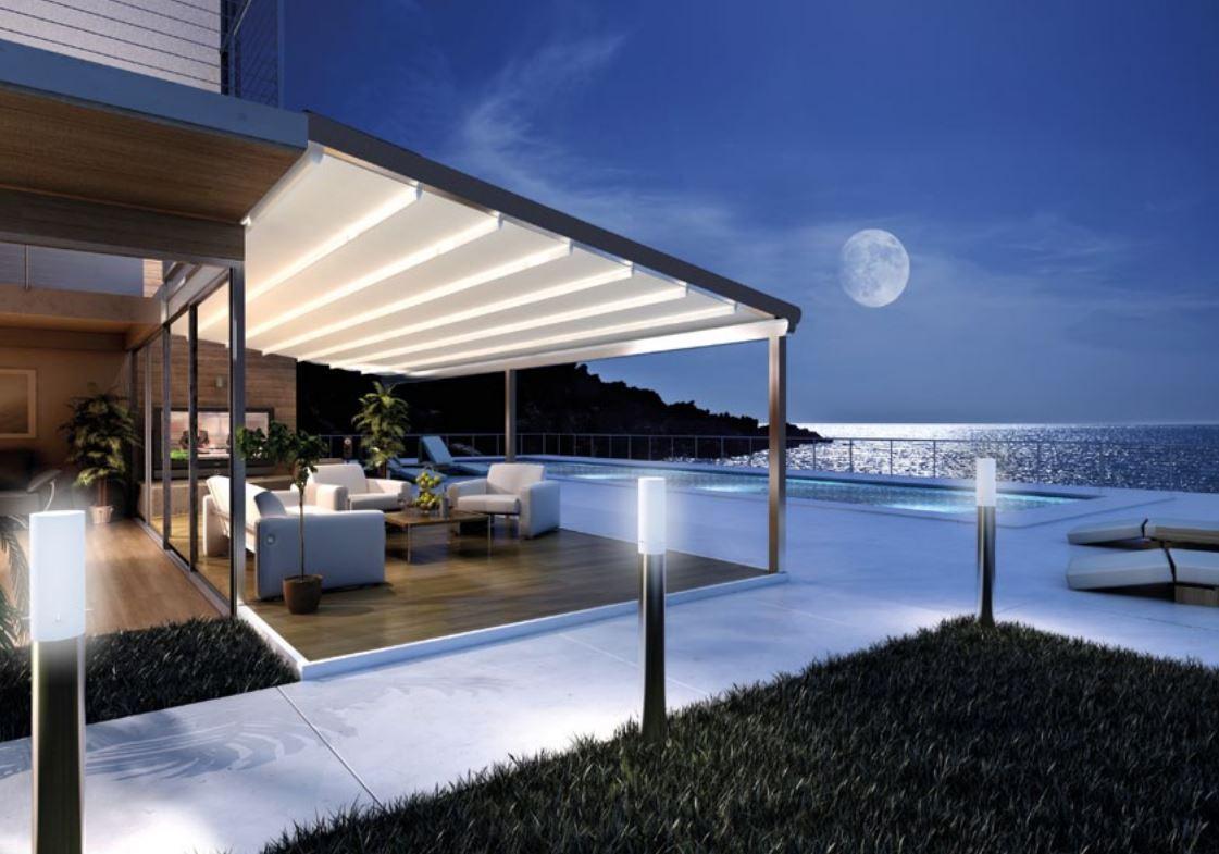 terrassen berdachung pro qm. Black Bedroom Furniture Sets. Home Design Ideas
